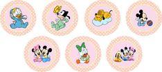Baby Disney 15 Adesivos