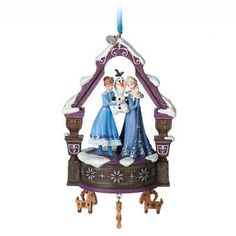 Anna & Elsa & Olaf 'Frozen Adventure' musical singing Disney sketchbook ornament from our Christmas collection Frozen Ornaments, Disney Christmas Ornaments, Hallmark Ornaments, A Christmas Story, Christmas Stuff, Christmas Trees, Christmas Decorations, Holiday Decor, Disney Store