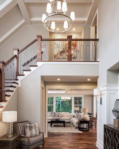 Because I love a nice foyer ... | by Highmark Builders |