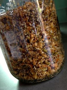 Super low carb granola – Hungry Hungry Hippie