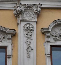 Орнамент и стиль в ДПИ - Орнамент барокко и рококо в декоре дворца Кински, Вена