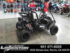 New 2016 Hammerhead Off-Road MudHead 208R ATVs For Sale in California. 2016 Hammerhead Off-Road MudHead 208R, FINANCING AVAILABLE IN STOCK NOW - ONLY 1,699.00 PLUS FEES - FINANCING AVAILABLE The Hammerhead MudHead 208R is our newest addition to the youth segment and is assembled in the USA. The MudHead 208R comes equipped with REVERSE, a 208 cc LCT electric-start engine as well as an additional backup pull-start. Other standard features include an adjustable driver s seat with a manual choke…