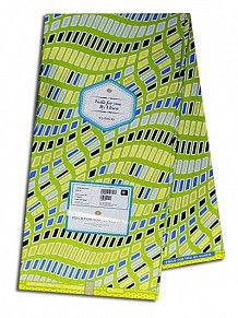 Vlisco Fabric - West African Prints - Empire Textiles.