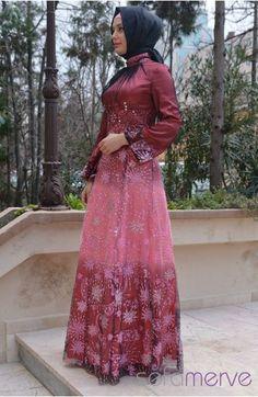 Yeni Sezon uzun abiye Elbisler www.sefamerve.com da.