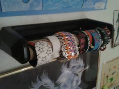 PopTabilicious: All About Upcycling and Earth Friendly Information : Have A Lot of Bracelets?