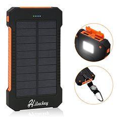 Solar Charger,Hiluckey Waterproof 10000mAh Speed QC Porta... https://www.amazon.com/dp/B01ER9UGIA/ref=cm_sw_r_pi_dp_x_KwshybCG79BQ9