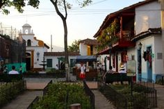 Pueblito Paisa: Medellin Colombia.  Nice little break from the city for a taste of the old.