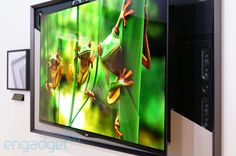 Eyes-on with LG's 55-inch Gallery OLED TV (video) - http://salefire.net/2013/eyes-on-with-lgs-55-inch-gallery-oled-tv-video/?utm_source=PN_medium=Eyes-on+with+LG%26%23039%3Bs+55-inch+Gallery+OLED+TV+%28video%29_campaign=SNAP-from-SaleFire