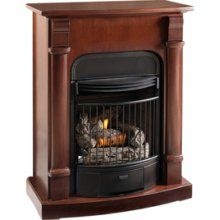 Fake The Funk With A Pre Fab Fireplace On Pinterest Vent Free Gas Fireplace Gas Fireplaces