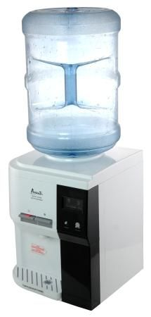 Primo 900199 Countertop Bottled Water Dispenser With Spill Proof Loading:  Http://www.amazon.com/900199 Countertop Bottled Dispenser Loading/dp/B005u2026