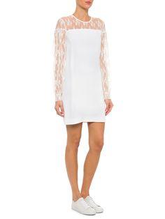 Vestido Aline - Carina Duek - Branco  - Shop2gether