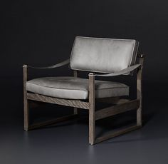 Harris Leather Chair