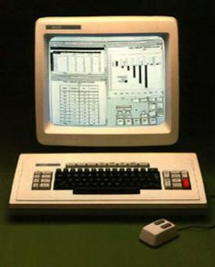"""Xerox Star. Developed during the late 1970s by Xerox, the Star incorporated features that today define personal computers: a bitmapped display, mouse, windows, local hard disk, network connectivity via Ethernet, and laser printing. The Star also refined the """"desktop metaphor"""" - showing files and folders as icons, dialog boxes, and a """"point and click"""" style of interaction."""""""