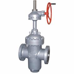 Gate #Valves can be used for the purpose of irrigation and also in various chemical plants to control the flow of different types of fluids.