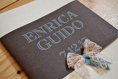 la'mas - laboratorio di tipografia: Wedding Day | Un matrimonio da favola per dei piccoli principi #wedding #letterpress #matrimonio #annuncio