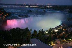Niagara Falls (New York, USA & Ontario, Canada)