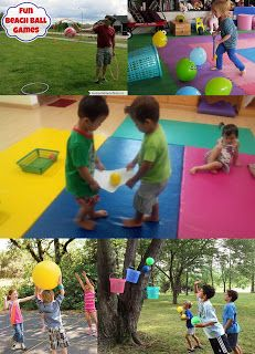 Hand-to-Hand Coordination Game Ideas – Develop (He) - Kinderspiele Zumba Kids, Kids Gym, Exercise For Kids, Sports Games For Kids, Summer Activities For Kids, Toddler Activities, All About Me Crafts, Family Party Games, Gym Games