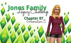 Keeping up with the Joneses #87