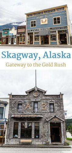 Skagway, Alaska- Gateway to the Gold Rush (Blog post, travelyesplease.com) | #UnitedStates #Alaska #Skagway #GoldRush #AlaskaCruise