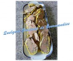Foie gras au Thermomix - QUELQUES GRAMMES DE GOURMANDISE