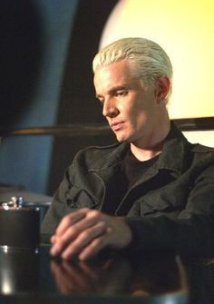 Buffy the Vampire Slayer - Spike. For some reason I always loved him.