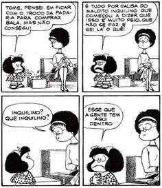 Pra quem gosta de ler: Toda Mafalda – Da Primeira à Ultima Tira