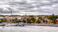 Pretty Petoskey by PhoenixRider #landscape #travel
