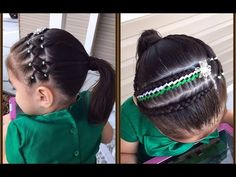 Princess Hairstyles, Little Girl Hairstyles, Little Girl Braids, Little Girls, Hair Decorations, Love Me Forever, Little Princess, Braided Hairstyles, Youtube