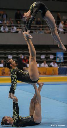Acro woman Gymnastics woman acrobaticYou can find Acrobatic gymnastics and more on our website. Gymnastics Flexibility, Gymnastics Poses, Amazing Gymnastics, Gymnastics Training, Acrobatic Gymnastics, Gymnastics Photography, Gymnastics Workout, Sport Gymnastics, Olympic Gymnastics