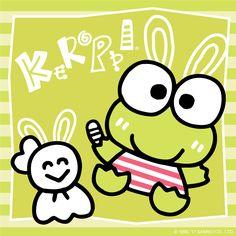 Hello Kitty Drawing, Hello Kitty Cartoon, Hello Kitty Characters, Hello Kitty My Melody, Hello Kitty Pictures, Sanrio Characters, Sanrio Hello Kitty, Keroppi Wallpaper, Frog Wallpaper