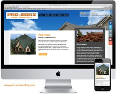 We invite you to visit our latest website project. Pro-Worx Roofing & Construction.   #Dallas #Frisco #Roofing #Construction  www.pro-worxroofing.com