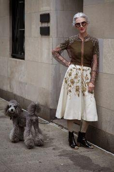 i've NEVER liked poodles, however, i think linda rodin's 'winky' is adorable...