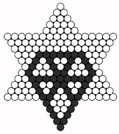 Scene Diamond Perler Charm Perler Bead Pattern | Bead Sprites | Misc Fuse Bead Patterns