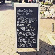 F**k the system, let's go local! - 9GAG