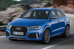 Audi RS Q3 Performance: Specs, Price
