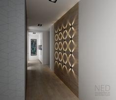interiér rodinného domu ZAT bol spracovaný súčasne s projektom domu v nedateliéry. Súčasne sa upravovali konštrukčné detaily a výrobná dokumentácia nábytkov
