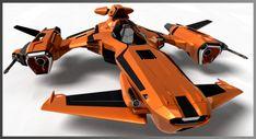 Fan Spotlight: Fan Ships Volume 3 - Roberts Space Industries