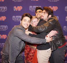 March 9 2017Awwwww   IL VOLO VIP PHOTOS - WASHINGTON, DC March 9, 2017 @mgmnationalharbor By @OMGVIP_official #nottemagicatour #ilvolo More photos: omgvip.com/il-volo-march-… #thankyouforsharing #ilvoloversdelmundo #ilvolomundialoficial