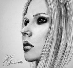 Imagem da minha Best cantora ,que encontrei na internet num site de DeviantART.