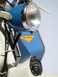 Nassetti Aurora Scooter Front Close-up