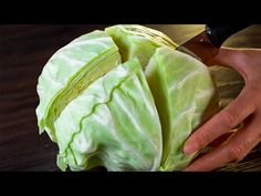 Un singur ingredient. Doar o varza si cina e gata, nu mai sta pe ganduri! | SavurosTV - YouTube