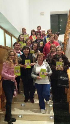 """Biblioteca municipal de El Bonillo. Presentación del libro """"¡Socorro!, quiero ser todas las mujeres que viven en mí. 2014"""