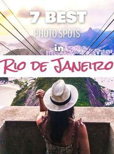 7 Best Photo Spots in RIO DE JANEIRO, Brazil
