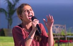 Carly Rose Sonenclar: Possessed? - THE X FACTOR USA (VIDEO)