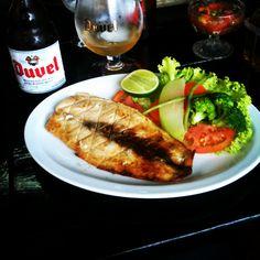 Almuerzo del día! :-)