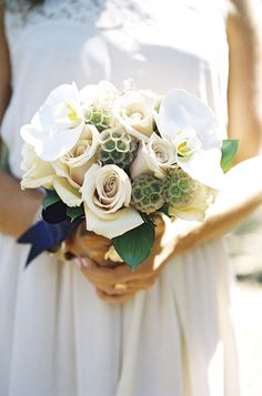 Bouquet inspo  Read more - http://www.stylemepretty.com/2013/04/02/santa-barbara-wedding-from-lux-events-and-design-braedon-flynn/