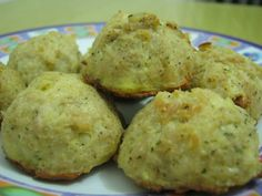 Bolinhas de frango - Dieta Dukan Receitas