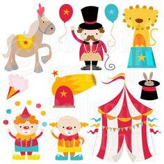 Molde circo