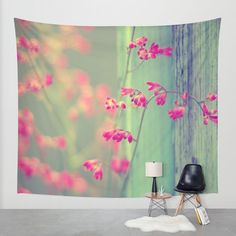 Little Bells Wall Tapestry by Paula Belle Flores | Society6