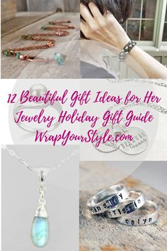 Jewelry Gift Guide S